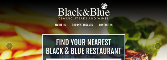Black & Blue Restaurants