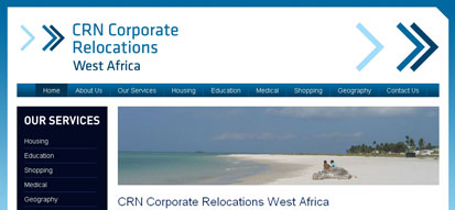 CRN Corporate Relocations West Africa