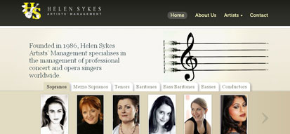 Helen Sykes Artists Management