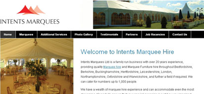 Intents Marquees