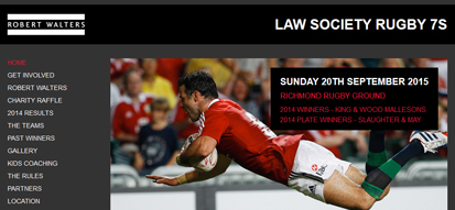 Taylor Root Law Society Sevens